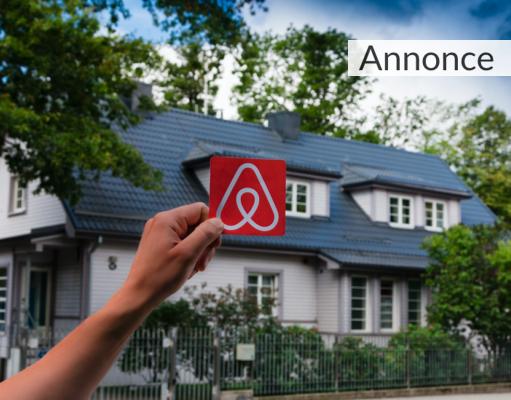 Udlej dit hus gennem airbnb
